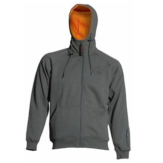 HOODY 14 Kapuzensweat Unisex anthrazit/orange
