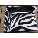 Animal-Loop Hund XL 55/22 Zebra