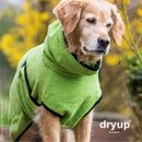 Fit4dogs dryup cape -mini- kiwi 35cm