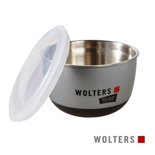 Wolters Diner TO GO 2x750ml grau