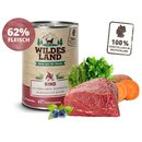 Wildes Land Classic Adult Rind 800g