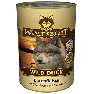 Wolfsblut Adult Wild Duck
