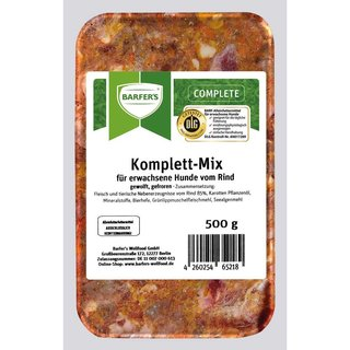 Complete Komplett-Mix Adult 500g