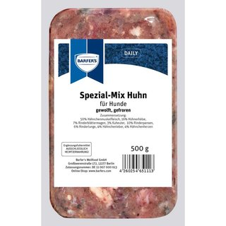 Daily Spezial-Mix Huhn 500g